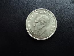 TURQUIE : 10 BIN (000) LIRA   1995  Trancha B *   KM 1027.1   SUP+ - Turquie