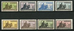 HAUTE VOLTA 1928 N° 58/65 * N° 63 Pli 3mm + Coupure 1 Mm Haut Gauche Neuf MH TTB TB C 77,20 € Chevaux Horses - Haute-Volta (1920-1932)