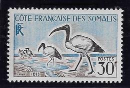 Cote Des Somalis N°301 - Oiseaux - Neuf ** Sans Charnière -  TB - Neufs