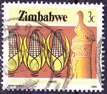 Simbabwe - Mais (Zea Mays) (Mi.Nr.: 310) 1985 - Gest. Used Obl. - Zimbabwe (1980-...)