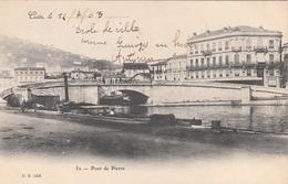 CETTE  SETE  Pont De Pierre - Sete (Cette)