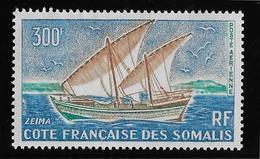 Cote Des Somalis Poste Aérienne N°40 - Oiseaux - Neuf ** Sans Charnière - TB - Neufs