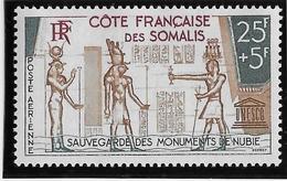 Cote Des Somalis Poste Aérienne N°37 - Oiseaux - Neuf ** Sans Charnière - TB - Neufs