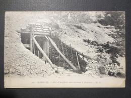 60 - Marissel - CPA - Abri D'Artillerie Anti - Aérienne à Bracheux - M.G N° 20 -  Peu Commun - 1920 - - Sonstige Gemeinden