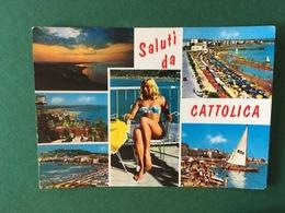Cartolina Saluti Da Catolica - 1967 - Rimini