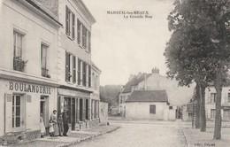 77 Mareuil Les Meaux. La Grande Rue - Autres Communes