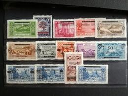 GRAND LIBANSérie N°84/97* MH*  COTES 45.50 Eu - Grand Liban (1924-1945)