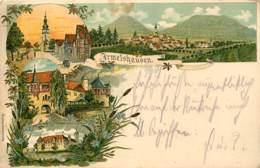 ALLEMAGNE , Gruss Aus Irmelshausen  , * 408 20 - Germany