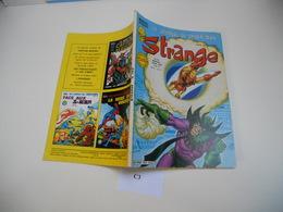 STRANGE EDITION LUG N°163  IRON MAN /// L'ARAIGNEE ///  DAREDEVIL /// ROM ////// TRES BON ETAT  /// C3 - Strange