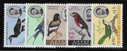 Ethiopie N°377/392 - Oiseaux - Neuf ** Sans Charnière - TB - Ethiopie