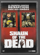 DVD Shaun Of Tne Dead - Horreur