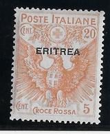 Eritrée N°43 - Oiseaux - Neuf ** Sans Charnière - TB - Eritrea