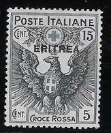 Eritrée N°42 - Oiseaux - Neuf Sans Gomme - TB - Eritrea