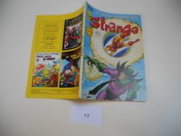 STRANGE EDITION LUG N°163  IRON MAN /// L'ARAIGNEE ///  DAREDEVIL /// ROM ////// TRES BON ETAT  /// C2 - Strange