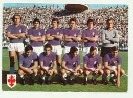 A..C. FIORENTINA - CAMPIONATO CALCIO 1970/71 - NV FG - Soccer