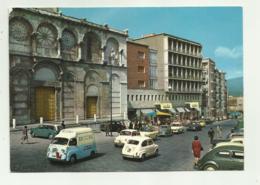 BENEVENTO - CATTEDRALE E CORSO GARIBALDI  -  VIAGGIATA FG - Benevento