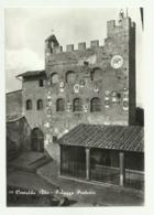 CERTALDO ALTO - PALAZZO PRETORIO - NV   FG - Firenze