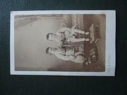 CDV FILLETTE ROUEN  ENFANT - Photos