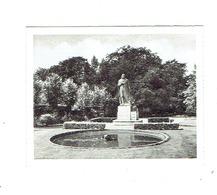 "HARELBEKE - Stadspark Met Monument Peter Benoit - ""Ken Uw Land - Reeks 107-3"" - 9 X 7 Cm. - Harelbeke"