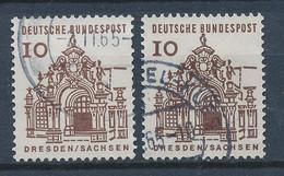 Bundesrepublik Nr. 454 I (Michel 60,-- €) - BRD