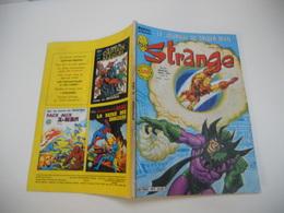 STRANGE EDITION LUG N°163  IRON MAN /// L'ARAIGNEE ///  DAREDEVIL /// ROM //////BON ETAT  /// - Strange