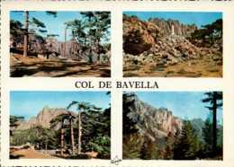 Dep 20 , Cpm COL De BAVELLA , Alt. 1240 M. , 13.001 , Multivues   (D09.853) - Autres Communes