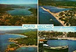 Dep 20 , Cpm PORTO VECCHIO Et Des Environs , Multivues   (D09.857) - Autres Communes