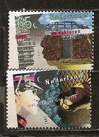 Pays-Bas Netherlands 1987 With Salvation Army Set Complete MNH ** - 1980-... (Beatrix)