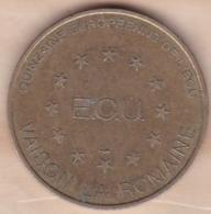 Vaucluse.  Ecu De Vaison La Romaine 1994 , Eté  De Vaison - Euros Of The Cities