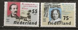 Pays-Bas Netherlands 1987 Literature Set Complete MNH ** - 1980-... (Beatrix)