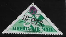 Liberia Poste Aérienne N°44 - Oiseaux - Neuf ** Sans Charnière - TB - Liberia