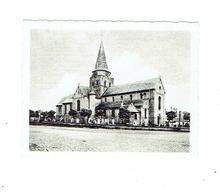 """HUISE - De Kerk - """"Ken Uw Land - Reeks 117-1"""" - 9 X 7 Cm. - Zingem"""