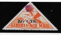 Liberia Poste Aérienne N°45A - Oiseaux - Neuf ** Sans Charnière - TB - Liberia