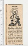 Presse 1955 Pélerinage Saint-Fiacre (Seine-et-Marne) Outil Bêche Magique  51CEM-C6 - Vieux Papiers