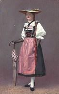 CPA Costumes * St Bäseli Us Em Freiamt * - Costumes