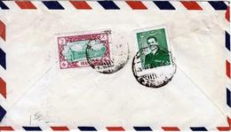 IRAN  1955  COVER To  USA - Iran