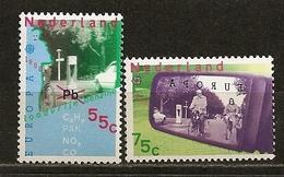 Pays-Bas Netherlands 1988 Europa Set Complete MNH ** - 1980-... (Beatrix)