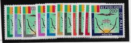 Mali Service N°12/22 - Oiseaux - Neuf ** Sans Charnière - TB - Mali (1959-...)