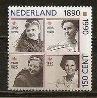 Pays-Bas Netherlands 1990 Reines Queens Set Complete MNH ** - 1980-... (Beatrix)