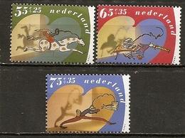 Pays-Bas Netherlands 1990 For The Children Set Complete MNH ** - 1980-... (Beatrix)