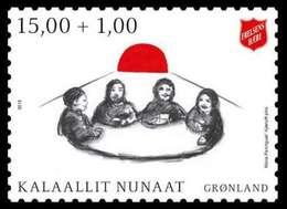 Groenland 2019    Salvation Army   Leger Des Heils   Postfris/mnh/neuf - Groenland