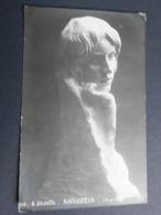 19859) GRONGHI ANGOSCIA NON VIAGGIATA 1915 CIRCA - Sculture
