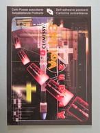 Carte Postale : VOL ARIANE 4, N°143, Clemessy - Espace