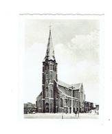 "KRUISHOUTEM - Kerk  - ""Ken Uw Land - Reeks 116-2"" - 9 X 7 Cm. - Kruishoutem"
