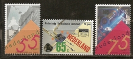 Pays-Bas Netherlands 1991 Combined With Philips Set Complete MNH ** - 1980-... (Beatrix)