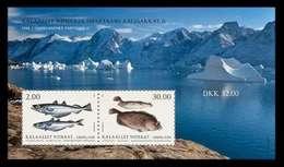 Groenland 2019    Fish   Blok  M/s     Postfris/mnh/neuf - Groenland