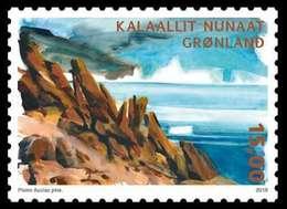 Groenland 2019   Arctic Deserts    Art     Postfris/mnh/neuf - Groenland