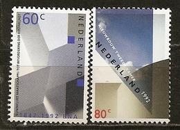 Pays-Bas Netherlands 1992 Architecture Set Complete MNH ** - 1980-... (Beatrix)