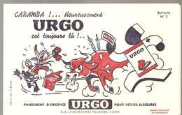 Buvard URGO Pansement D'urgence URGO Pour Petites Blessures Buvard N°3 Corrida - Chemist's