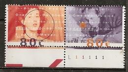 Pays-Bas Netherlands 1993 Radio Oranje Set Complete MNH ** - 1980-... (Beatrix)